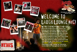 LaughLoungeNYC.com - Official Website of Laugh Lounge NYC