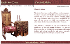 TraditionToday.net - site of Mohel Rabbi